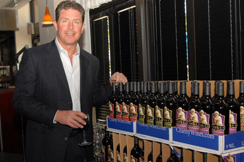 Dan Marino, Charity Wines