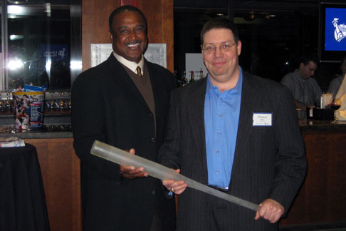 Jim Rice, Corked Bat, Liberty Mutual